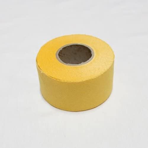 Oxford Bias Tape Binding Cotton Trim 4cm Solid Bias Cut (Yellow)