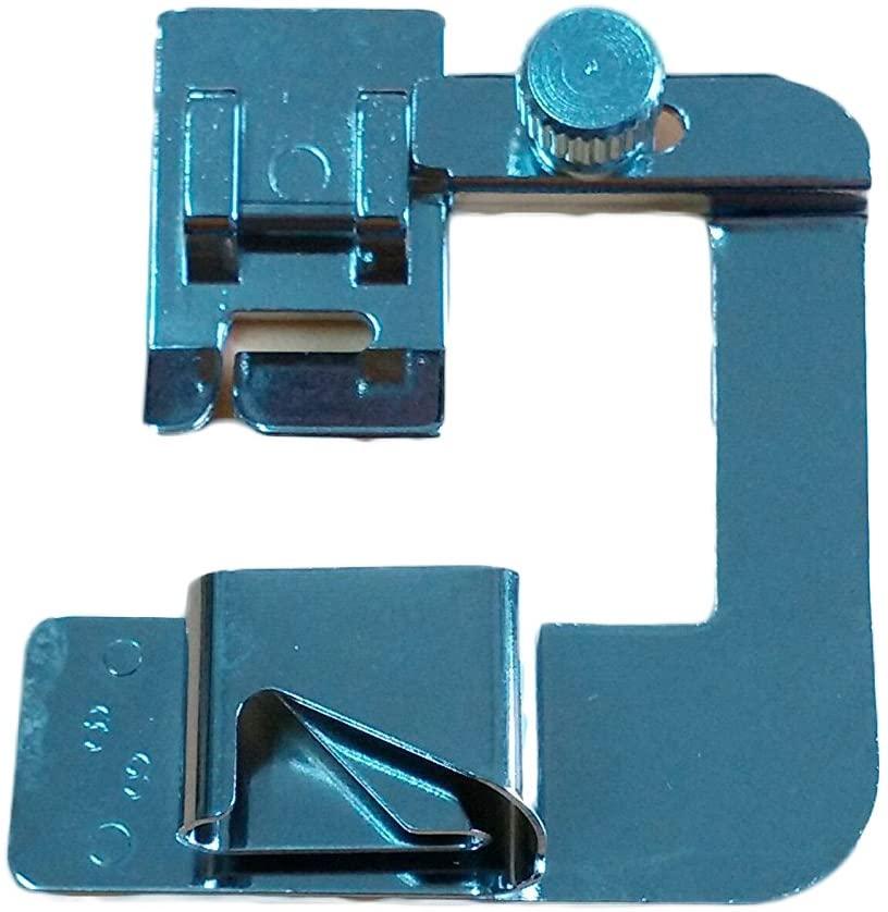 HONEYSEW Snap On Adjustable Rolled Hemmer Foot Choose 1