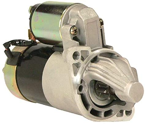 New Total Power Parts SMT0092 Starter Compatible with/Replacement For Fits Hyundai Elantra w/Manual Transmission 1.8L 2.0L (1996-2006) 1.8L 2.0L Tiburon w/MT (97-06) 2.0L Tucson w/MT (2005-2009)