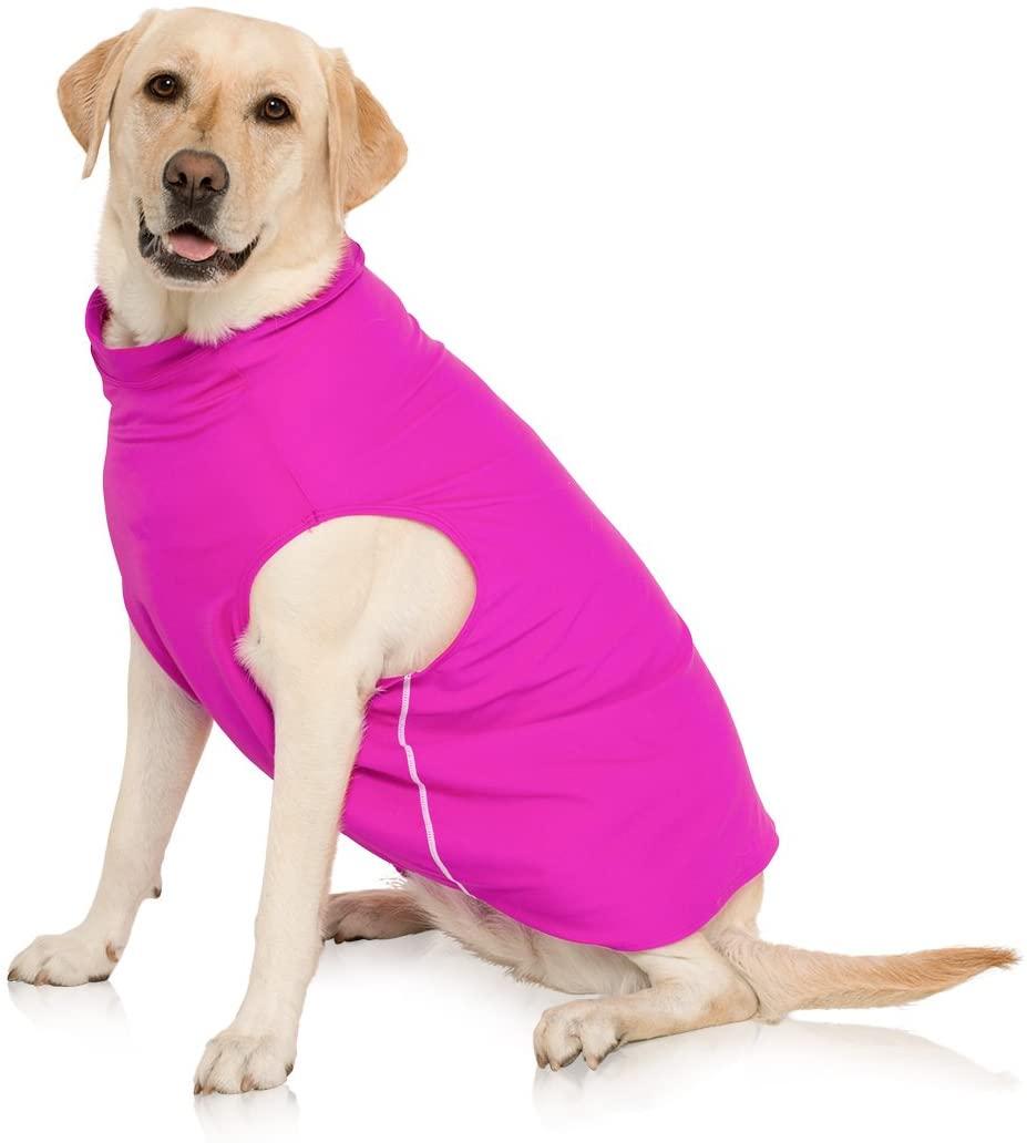PlayaPup Dog Tank Tops - Sun Protective Lightweight Shirts, UPF 50+