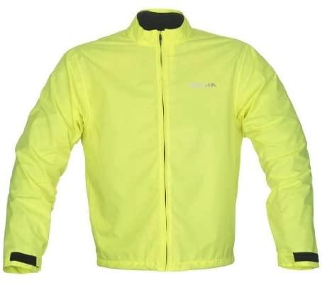 Richa Full Fluo Rain Waterproof Motorcycle Jacket fluo M