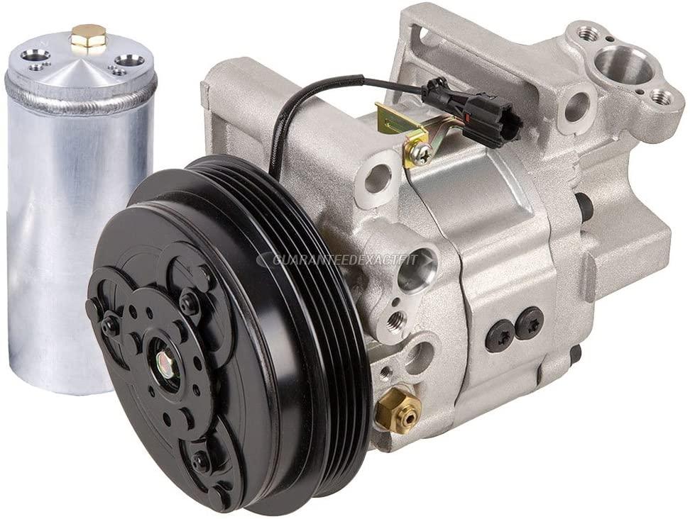 For Subaru Impreza Legacy Baja Outback AC Compressor w/A/C Drier - BuyAutoParts 60-88982R2 New