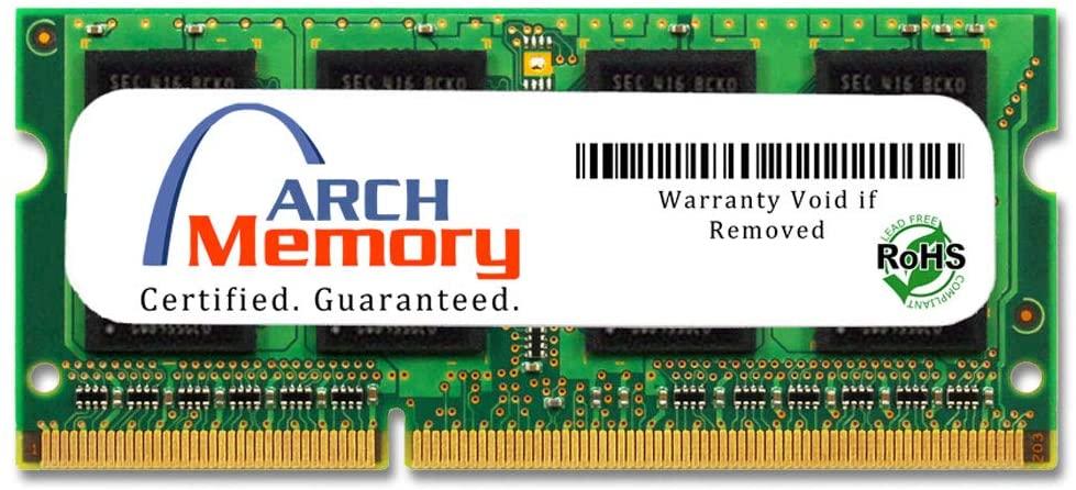 Arch Memory 4 GB 204-Pin DDR3 So-dimm RAM for Lenovo G770 1037-2MU