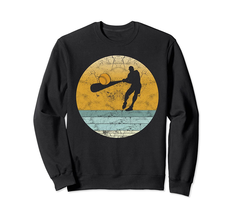 Retro Softball Vintage Style Sport Gift for Men Sweatshirt
