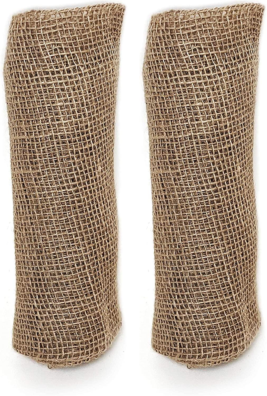 Natural Burlap Fabric Roll 36