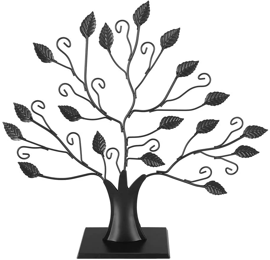 Beennex Photo Frame - Fashionable Family Photos Frame Display Tree with 6 Hanging Pictures Frames