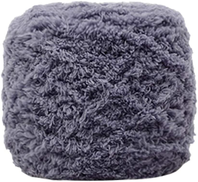 Knitting Thread Soft Coral Velvet Velvet Knitting Yarn DIY Shawl Scarf Crochet Thread Home & Garden Home Textiles Christmas for Faclot