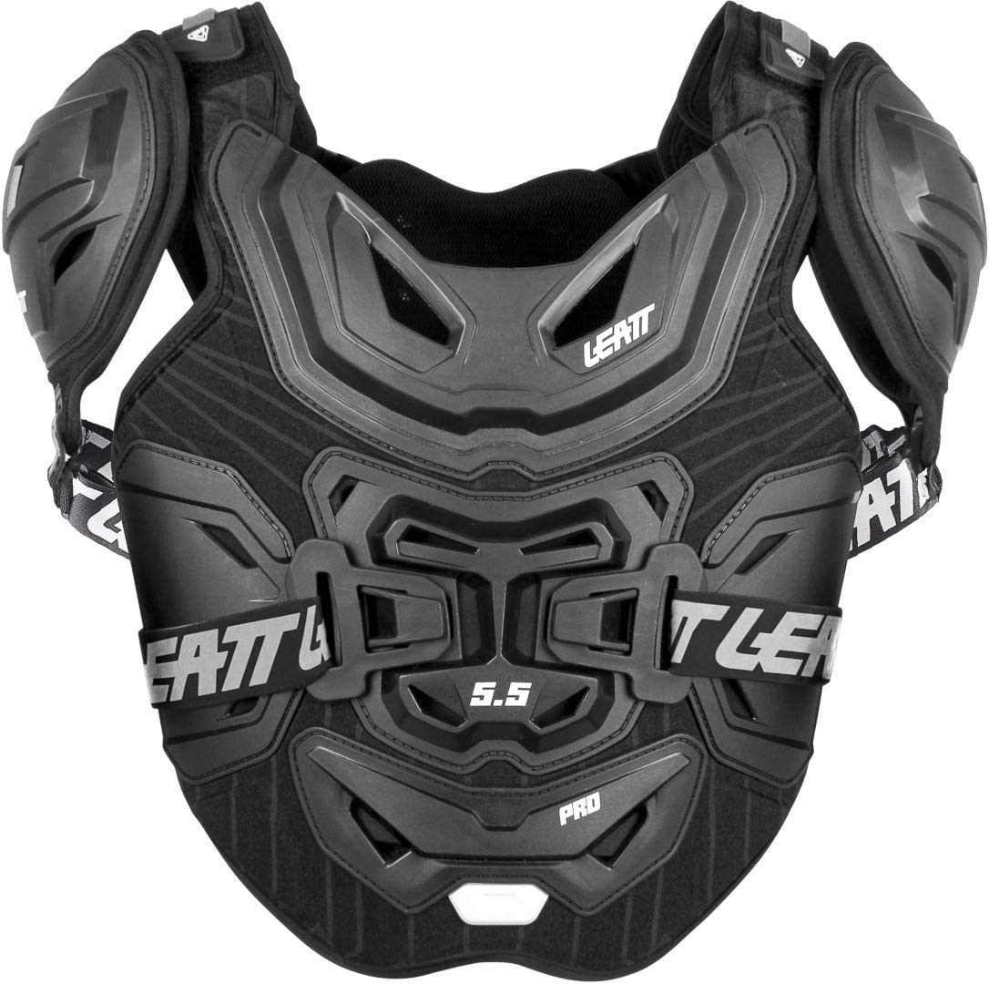 Leatt Brace Black/White 5.5 Pro Chest Protector