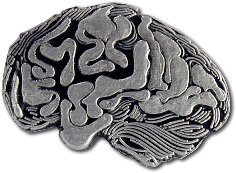 Human Brain Lapel Pin (25 pcs)