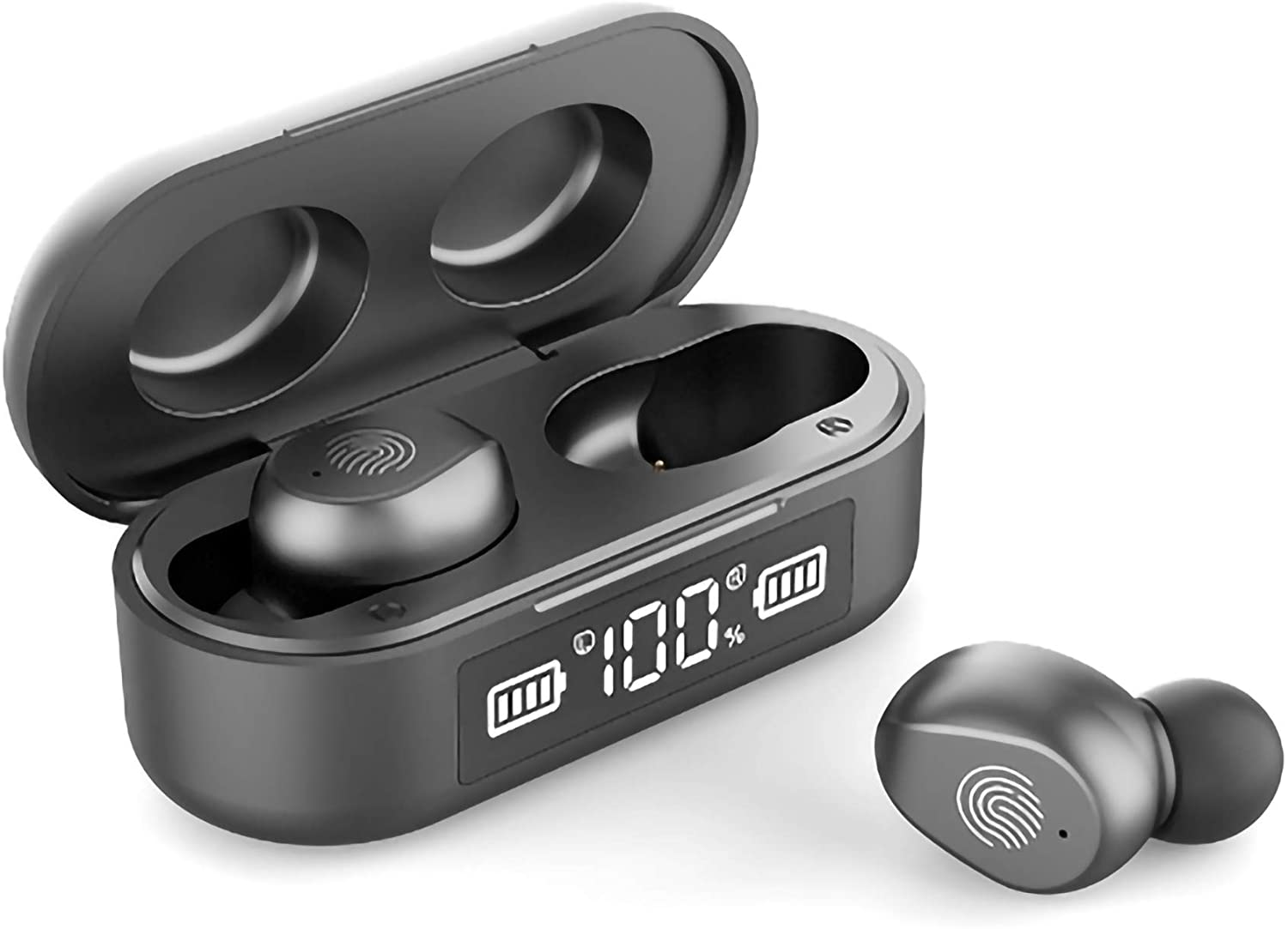 Earbuds with Microphone, High-Fidelity Sound Quality Earphone,Play Games, Listen to Songs, Let Music Enrich Your Life