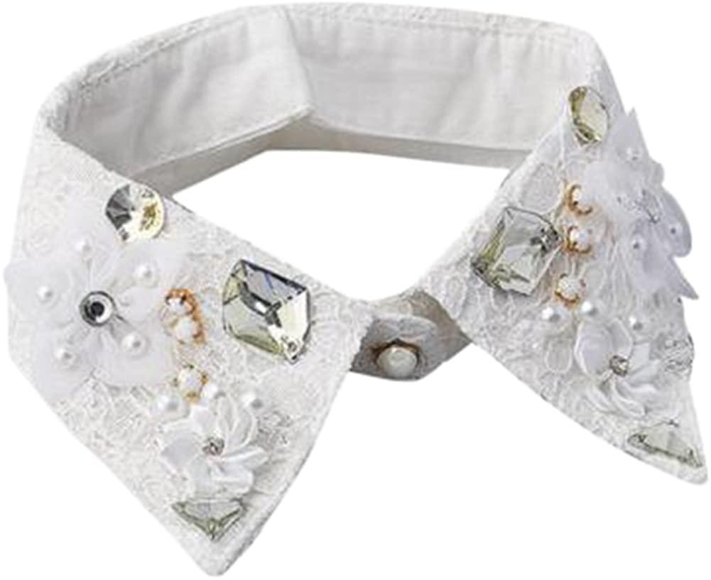 Detachable False Collar Neckband Stylish Shirt Collar Fake Collar Stand Collar NO.07