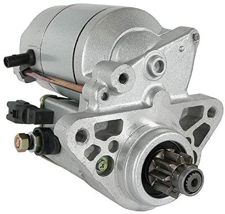 New Total Power Parts SND0483 Starter Compatible with/Replacement for Tundra 4.7L 2000-2009, Sequoia 2001-2005, 4 Runner 2003-2009, Lexus GX470 2003-2004 28100-50040