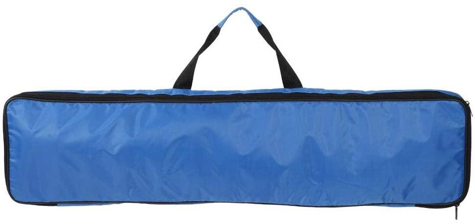 Taidda- Paddle Storage Bag, Durable Portable Three Sections Polyester Kayak Paddle Bag, Kayak Paddle Storage Bag, for Kayak Canoe Surfboard Lovers Outdoor Use