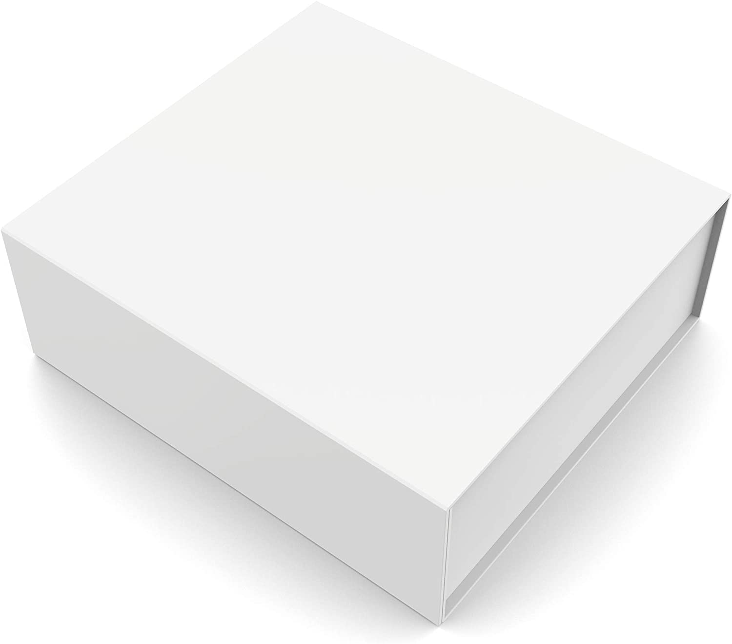 Gift Box Small Rectangle JIAWEI - 8.3x7.5x3.5inchs with Lids and Magnetic Closure for Weddings Birthday Bridesmaid Proposal and Baby Bridal Shower Fsa Gift Box Include a Greeting Card and Tissue Paper