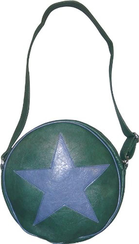 Scott Pilgrim vs. The World Ramona Flowers Star Circle Messenger Bag