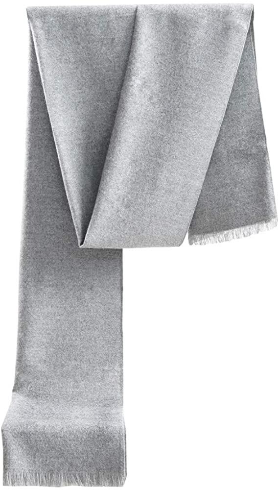 Eagool Men Winter Cashmere Scarf Fashion Formal Soft Scarves for Men
