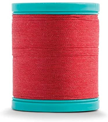 Sewing Thread Dual Duty Plus S920 Red Button and Carpet Thread - Tex 104-50 Yds