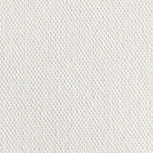 Creative Mark Spectrum Multi-Media Acrylic Primed Cotton Roll - Finest Imported Pure Cotton Sheeting Uniform Weave Even Texture - [8 oz Roll 62