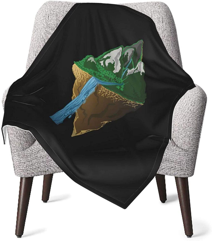 Jkhguygytftruyhrt Rebelution Peace of Mind Soft Baby Blanket for Baby Boy Or Girl Black
