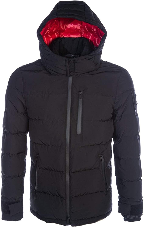 Moose Knuckles Viamonde Jacket in Black