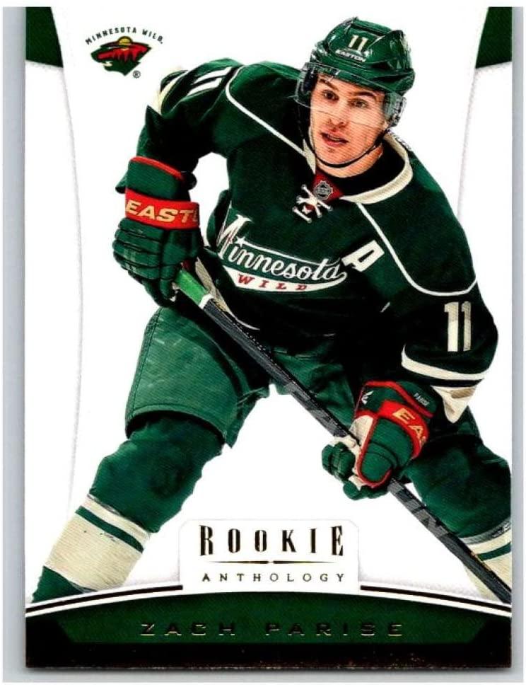 (HCW) 2012-13 Panini Rookie Anthology #3 Zach Parise Wild NHL Mint