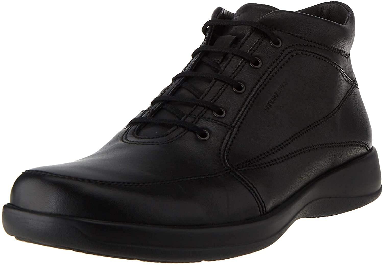 Stonefly - season iii 8 nappa ankle boot - 44 - nero