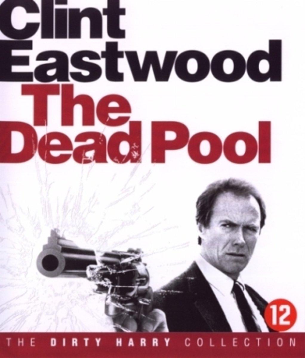 The Dead Pool ( Les enjeux de la mort (Canada ) [ Blu-Ray, Reg.A/B/C Import - Netherlands ]