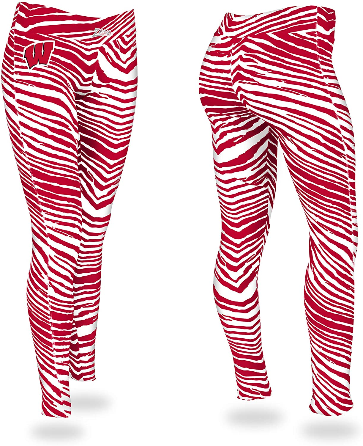 NCAA Alabama Crimson Tide Women's Zebra Legging