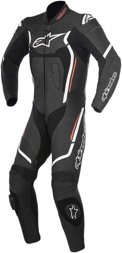 Alpinestars Men's 3151017-123154 Suit (Black/White/Red, Size 54)