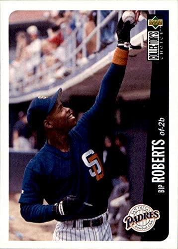 1996 Collector's Choice #295 Bip Roberts San Diego Padres MLB Baseball Card