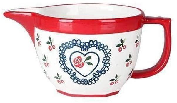 Zaoyeqi-awan Noodles Bowl,Ceramic Tableware Fruit Bowl Creative Cooking Bowl Ceramic Salad Bowl Utensils For Kitchen Bakeware Tool (Color : 3)