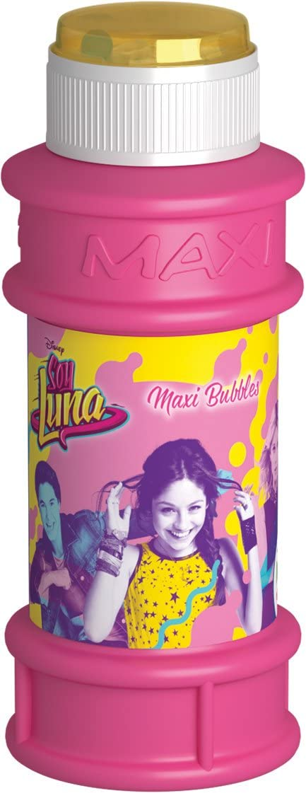 Dulcop – Luna Luna Soy Soap Bubbles Licensed Soy Tube 175 ml, 103687000 °F