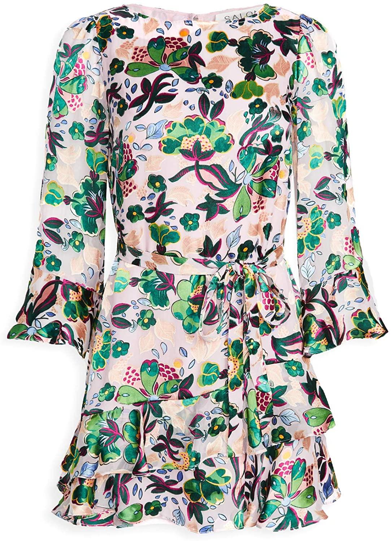 SALONI Women's Marissa Mini Dress