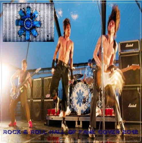 Red Hot Chili Peppers - Rock & Roll Hall of Fame Cover (Live & Single 2012) (Cd Vinyl Look Retro Black Edition 2014)