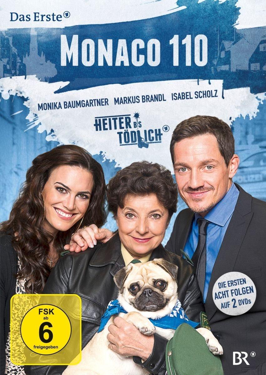 Monaco 110 - Heiter bis tödlich