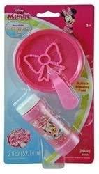 Disney Junior Minnie Bubble Fun Set