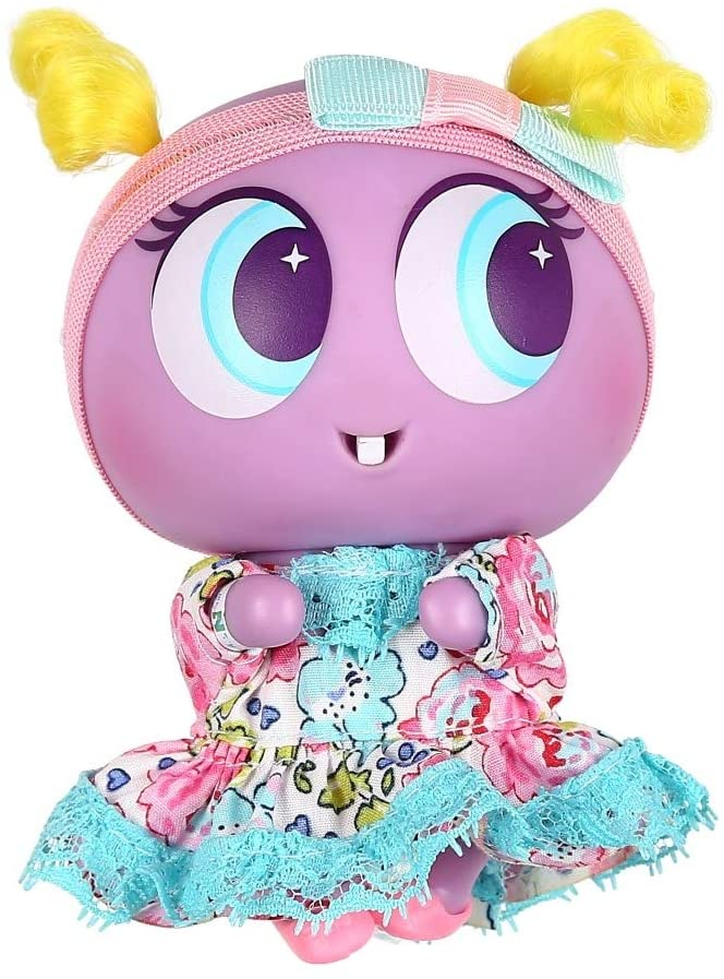 Distroller Neonate Nerlie Girl Clothing Lace Flower Dress with Headband & Shoes - Spanish Edition KSI-Merito