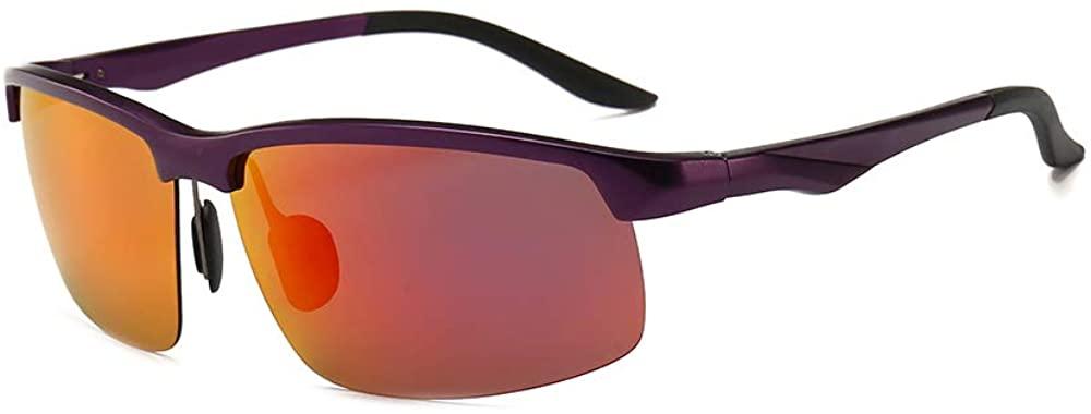 Wayland outdoor sport Polarized Sunglasses men & women fishing cycling running lightweight sunglasses