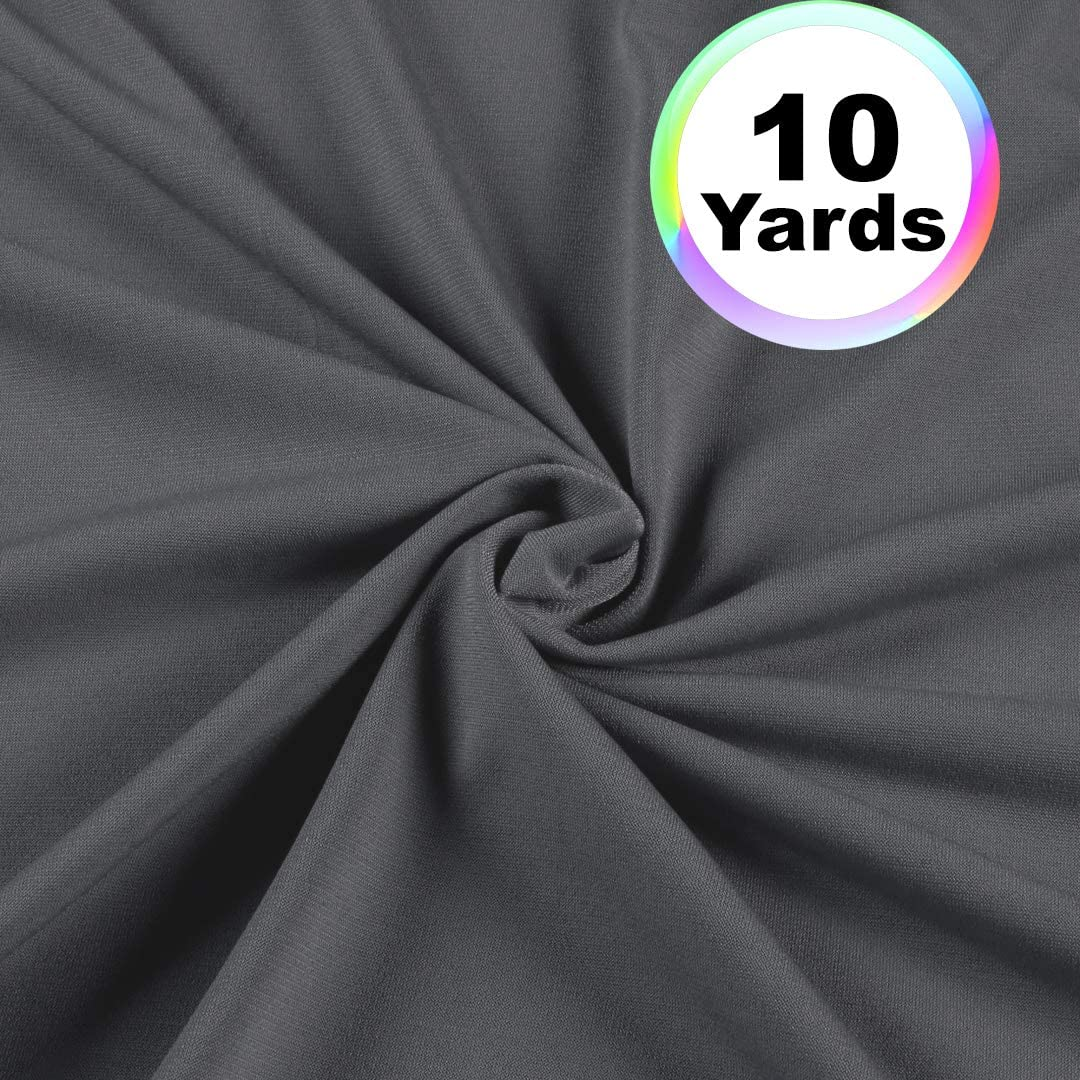 ITY Fabric | 10 Yard Continuous | Jersey Spandex Knit | 2-Way Stretch | 60