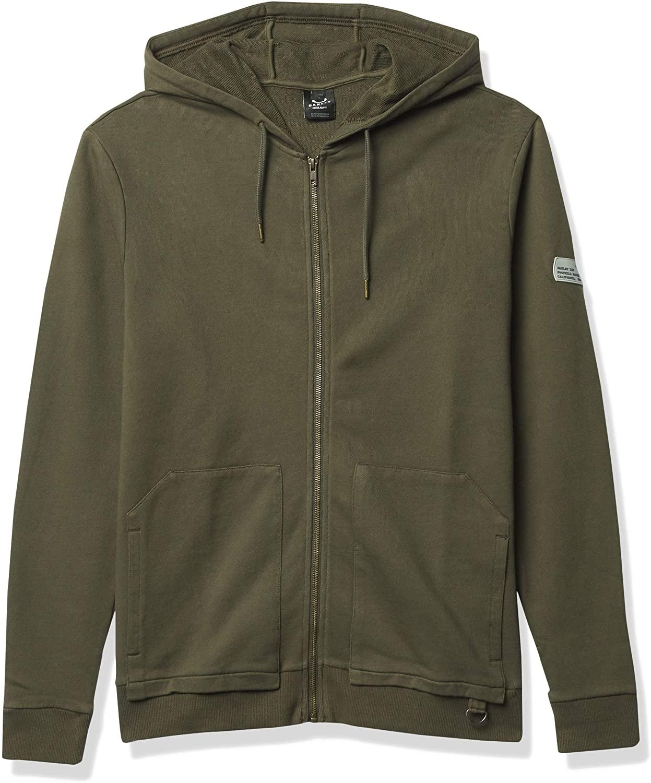 Oakley Mens Workwear Fz Hoodie
