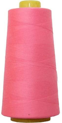 Threadart Polyester Serger Thread - 2750 yds 40/2 - Neon Flamingo - 56 Colors Available