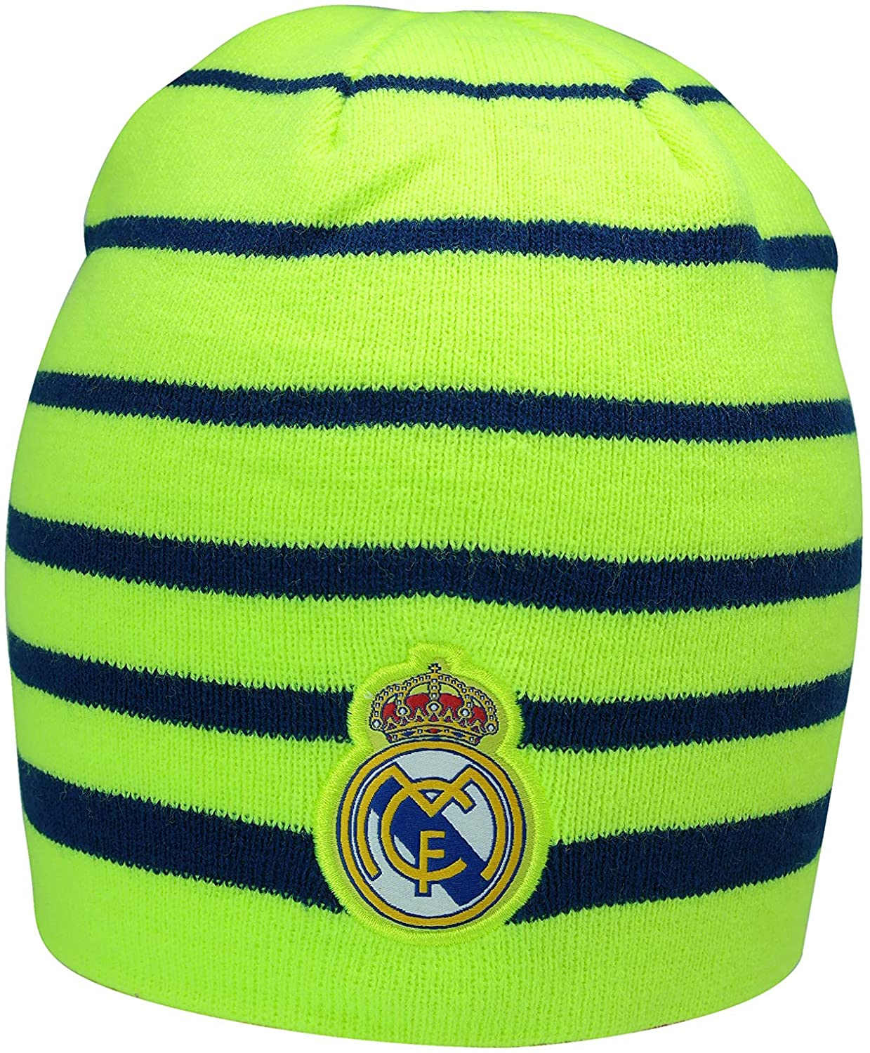 RHINOXGROUP Real Madrid Officially Licensed Soccer Beanie - 01-8