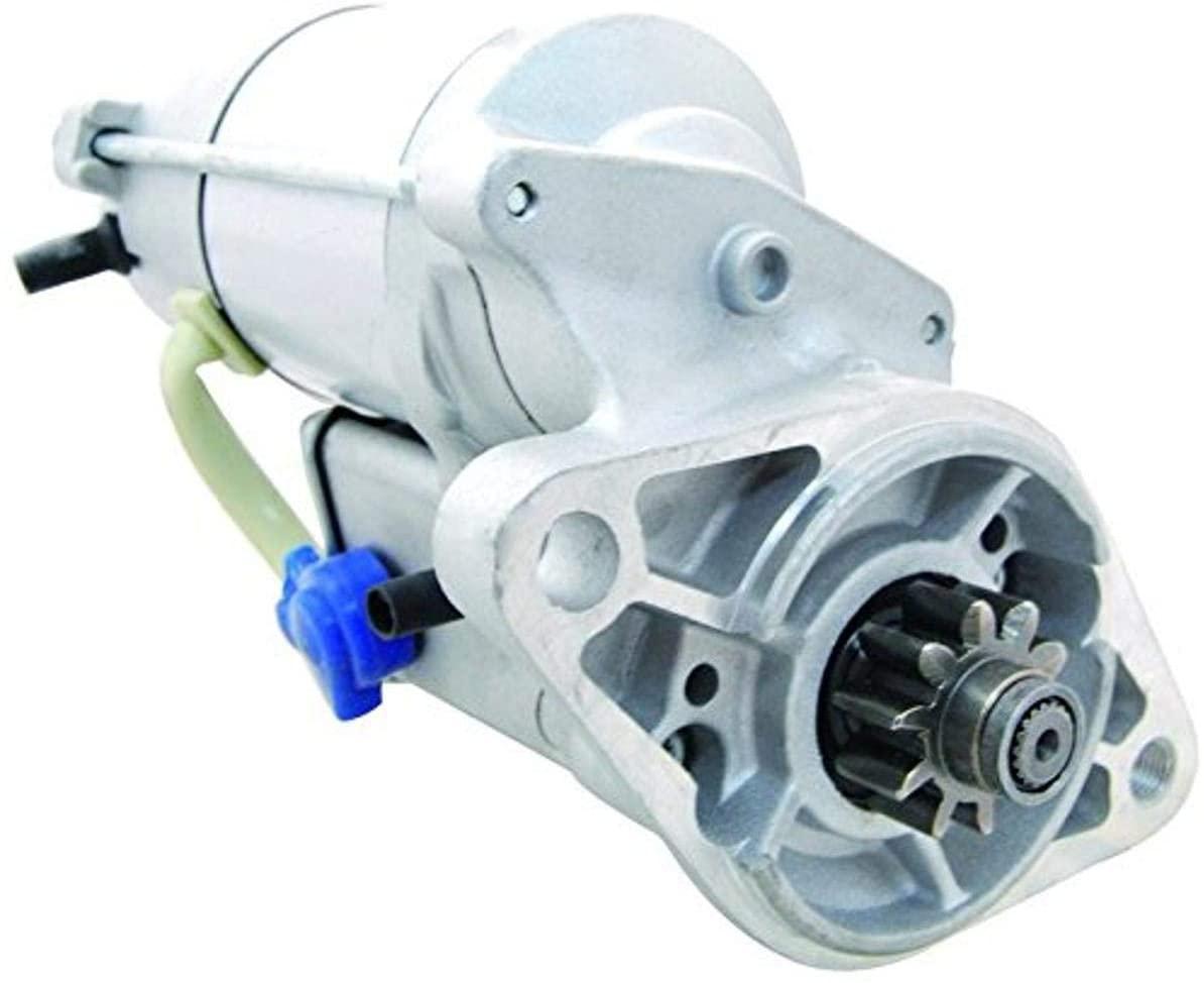 Premier Gear PG-33085 Professional Grade New Starter (Denso OSGR)