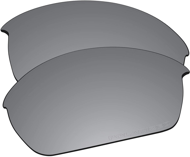 MANIK Replacement Lenses for Oakley Flak Jacket Sunglasses Polarized