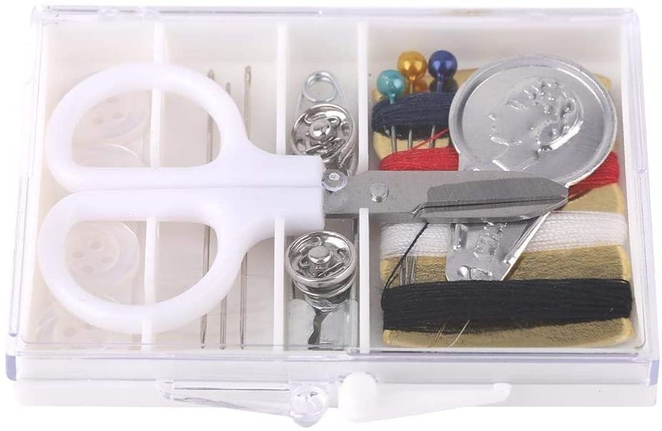 VIFERR Sewing Tool Set Mini Sewing Kit for Home Travel Emergency DIY