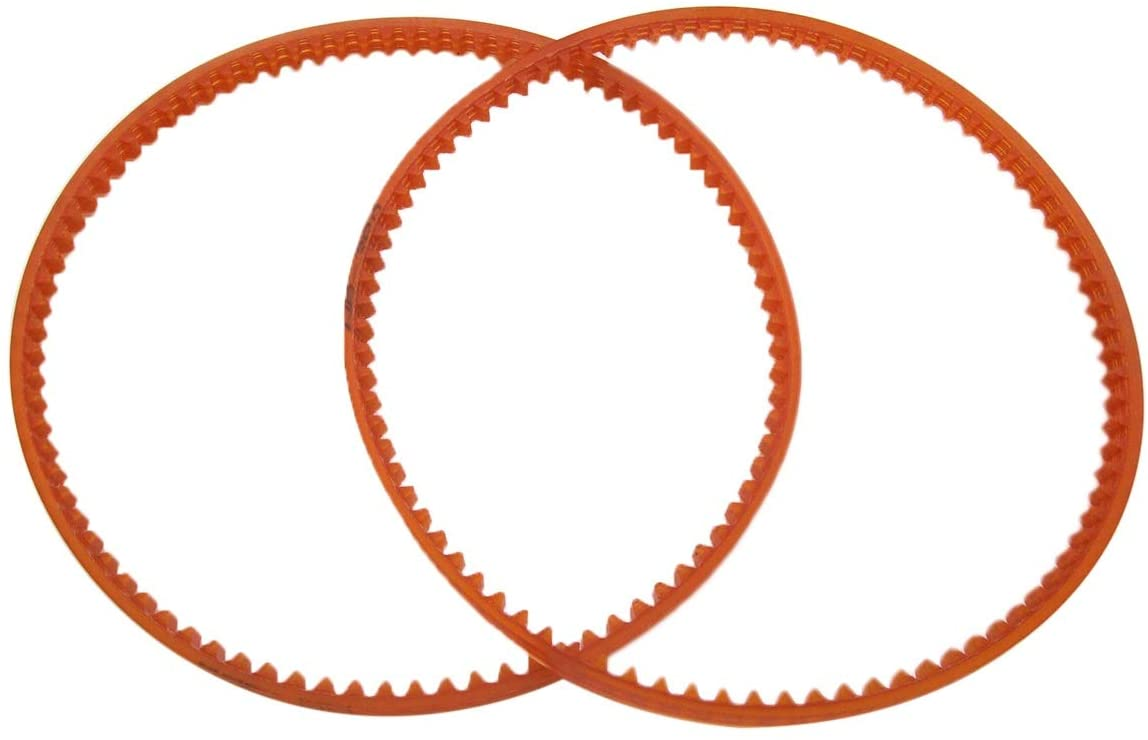 ckpsms Brand - 2PCS MB Series Standard Sewing Machine Belts Neoprene Motor Drive V Belt (2PCS MB410)