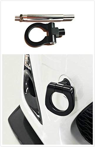 Vestian TK-CVB 2016 2017 2018 Camaro Racing Aluminum Tracking Sport Alloy CNC Tow Hook Fit for Chevy Camaro 6 Generantion ((Black)