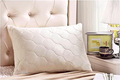 Sleep & Beyond myWoolly Adjustable Pillow, Queen 20x30