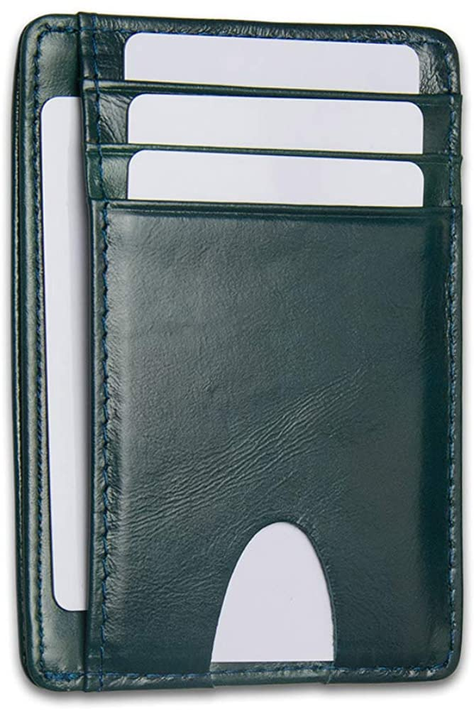 TANGSEN Leather Minimalist Wallet