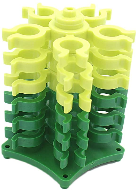 Rotary Bobbin Storage Holder Detachable Tower OrganizerDetachable Tower Thread Bobbin Clip Stand Embroidery Sewing Accessories Organizer
